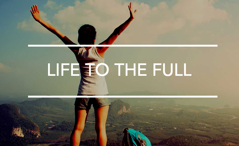 Life to the Full (Freedom in Christ)